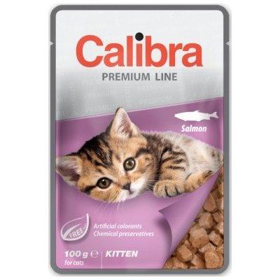 Calibra Cat Premium Kitten Salmon 100 g