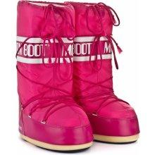 Moon Boot Zimní boty Dětské MOON BOOT NYLON Červená