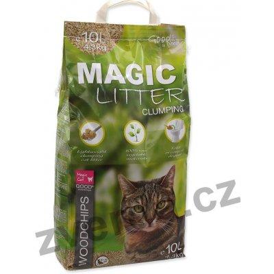 Magic Cat Litter Woodchips 10 l