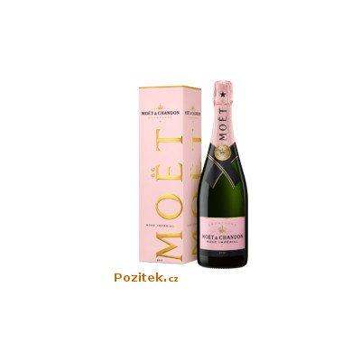 Moet&Chandon Rosé Champagne 0,75 l