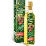 Extra Virgin Altajský Cedrový olej Za studena lisovaný 500ml