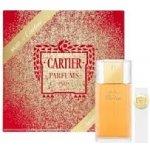 Cartier Must De Cartier EdT 100 ml + EdT 9 ml dárková sada