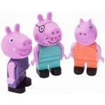 PlayBIG Bloxx Peppa Pig Figurky 3 ks