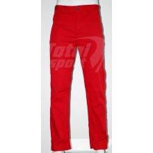 Armani Kalhoty Pants EA7 červené pánské