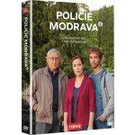 Policie Modrava II (4DVD) DVD