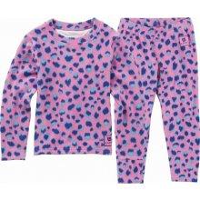 chlapecké termo prádlo BURTON Mini Flc Set Pop Cheetah
