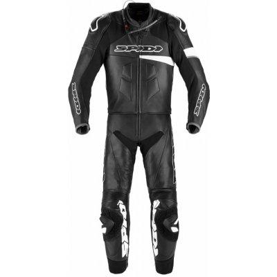 Dvoudílná kombinéza Spidi Race Warrior Touring černá/bílá