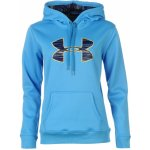 Under Armour AF Big Logo Hoody Printed Fill modrá