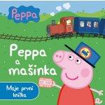 Prasátko Peppa a mašinka - Moje první knížka