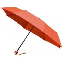 Skládací deštník Fashion oranžový