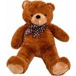 Velký medvěd Goleto Charlie hnědý 130 cm