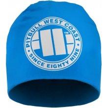 PitBull West Coast zimní čepice BIG LOGO královsky modrá de1d2c4e5f