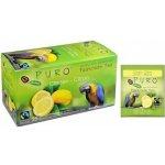 Puro ČERNÝ ČAJ s citrónem porcovaný 25 x 2 g