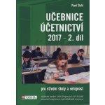 Učebnice Účetnictví II. díl 2017 - Štohl Pavel