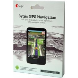 Sygic GPS Navigation - Europe & America & Southeast Asia & Africa