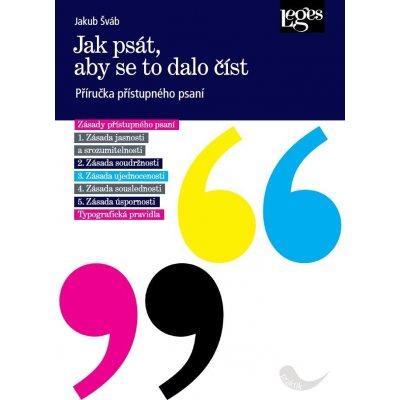 Jak psát, aby se to dalo číst - Jakub Šváb