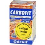 Dacom Carbofit rostlinné uhlí tobolky 15 g