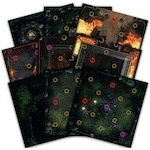 SteamForged Games Dark Souls: Double Sided Gaming Tiles