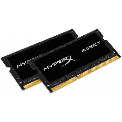 Kingston SODIMM DDR3L 8GB 1600MHz CL9 HX316LS9IBK2/8