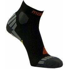Moose Ultramarathon běžecké ponožky černá 5ceb8f87b6