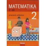 Matematika pro 2. ročník základní školy 2.díl - pracovní - Hejný, Jirotková, Slezáková-Kratochvílov
