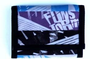 Funstorm AU-02317 - fuchsi černo modrá