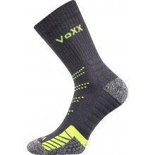 VoXX pánské sportovní ponožky Linea tmavě šedá - běžecké ponožky, ponožky na chůzi