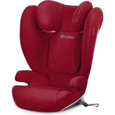 Cybex Solution B-fix 2021 Dynamic Red