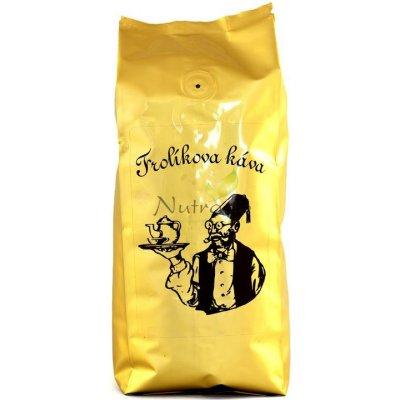 Frolíkova Diplomat z Borohrádku zrnková Káva 500 g
