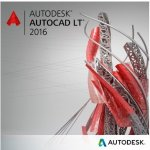 Autodesk AutoCAD LT Commercial Single-user Annual Subscription Renewal with Advanced Support - 057I1-009704-T385