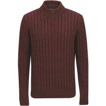 Jack Murphy Mens Cody Sweater Truffle Red