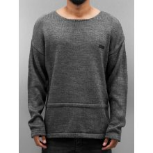 Bangastic / Jumper Oversize Knit II in grey