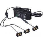 Smatree tří kanálový nabíječ akumulátorů pro Phantom 3