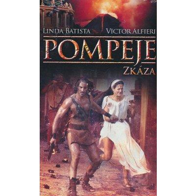 Pompeje: Zkáza - DVD
