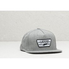 Vans Full Patch Snapback heather grey 18 a5167a5ccd