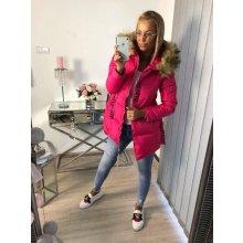 Loli zimní bunda pink