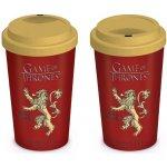 Darkoviny hrnek s víčkem Game of Thrones Lannister 0,34l