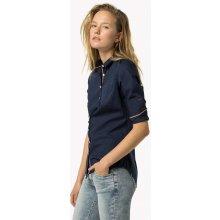 ebcc14b9f6 Tommy Hilfiger dámská tmavě modrá košile Basic (418)