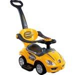 ARTI 382 Mega Car Deluxe music žluté