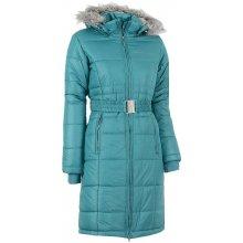Alpine Pro dámský kabát THERESE zelený