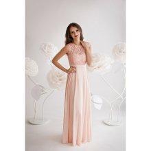 Eva   Lola dámské šaty Savina růžová e59ff5dc57