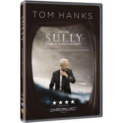 Sully: Zázrak na řece Hudson DVD