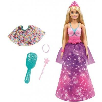 Barbie Dreamtopia panenka panák Ken s transformací 2v1