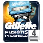 Gillette Fusion Proshield Chill 4 ks