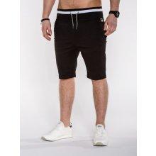 Pánské kalhoty OMBRE P403 black