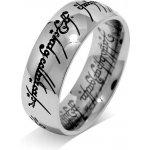 Silvego Ocelový prsten z Pána prstenů RRC2010