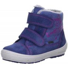 041d060ec9b Groovy 1-00313-88 zimní boty modrá