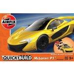 AIRFIX Quick Build auto J6013 McLaren P1 nová forma