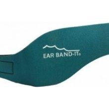 Neoprénová čelenka Ear Band-It Ultra S včetně špuntů tyrkysová