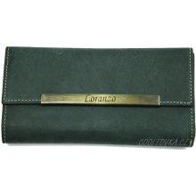 Loranzo Dámská kožená peněženka 946 černá e3b8fa5c95